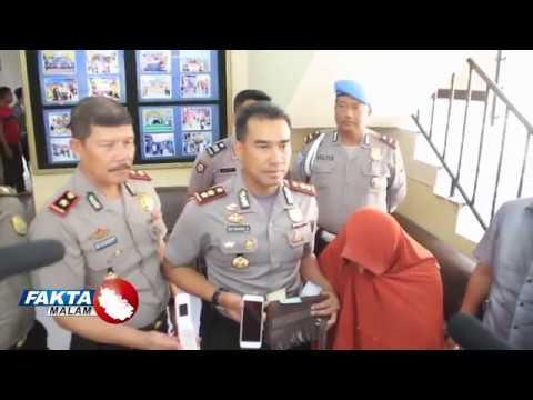 Polsek Kota Pekanbaru Amankan Tersangka Pencurian Di Pasar Ramayana