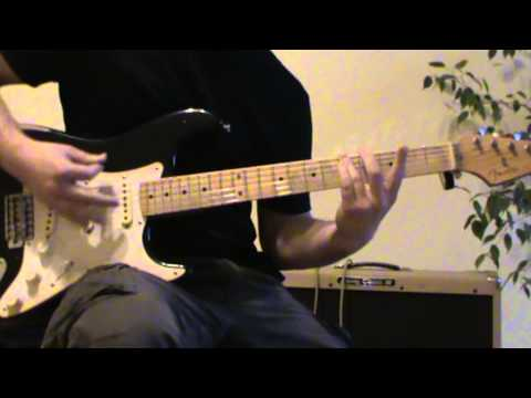 American Outlaws guitar jam (Whiskey Myers)