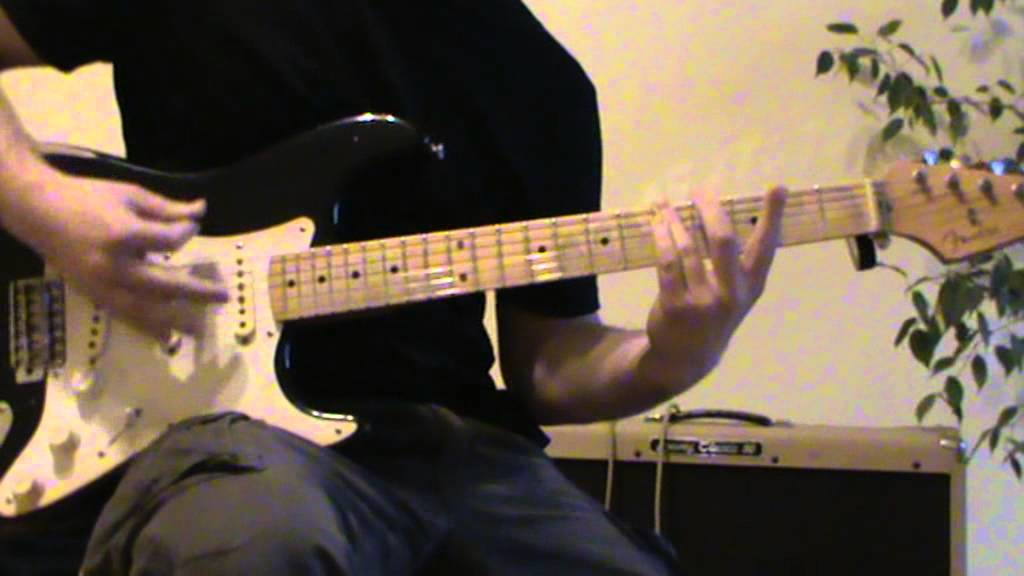 Whiskey Myers American Outlaws Guitar Cover With Tab Youtube