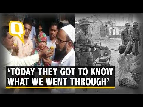 Hashimpura Massacre Victims' Kin 'Happy' with Delhi High Court Verdict