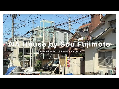 Japanese Collection Episode 2: NA House by Sou Fujimoto -