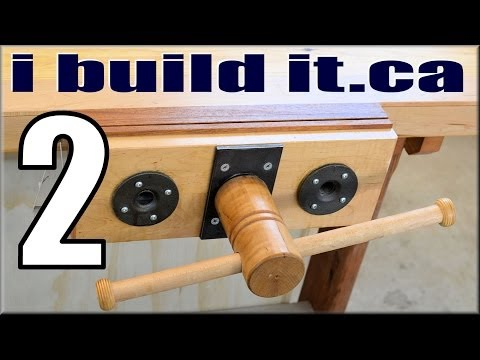 Making A Woodworking Vise, Part 2 Of 10