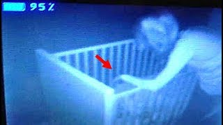 Mom Hears This On Her Baby Monitor Then Realizes That Something Is Wrong
