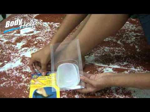 Talonera para espolon soft gel triple accion ref 1022 body help youtube - Como hacer unas de gel en casa ...