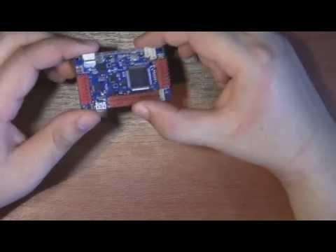 Питание контроллера APM по Фэн-Шую