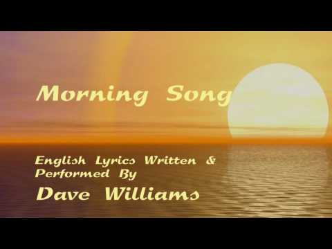 Morning Song - Dave Williams