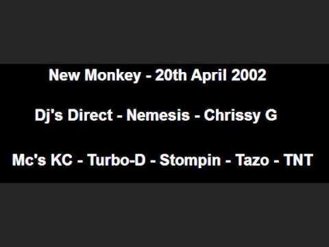 New Monkey - 20th April 2002