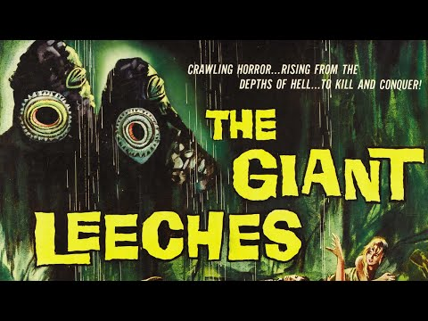 Attack Of The Giant Leeches (1959) ROGER CORMAN