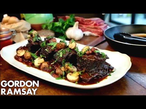 Slow Cooked Beef Short Ribs - Gordon Ramsay