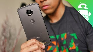 Moto Z2 Play hands-on