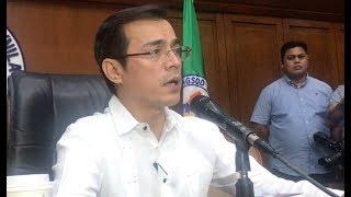 Isko Moreno offers P1M reward for arrest of suspects in Binondo bank robbery