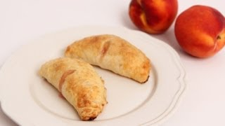 Peach Hand Pies Recipe - Laura Vitale - Laura In The Kitchen Episode 626