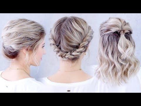 Underrated Super Easy Heatless Hairstyles For Short, Medium, and Long Hair