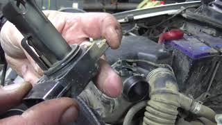 видео Как промыть топливную систему дизеля и бензинового моторов