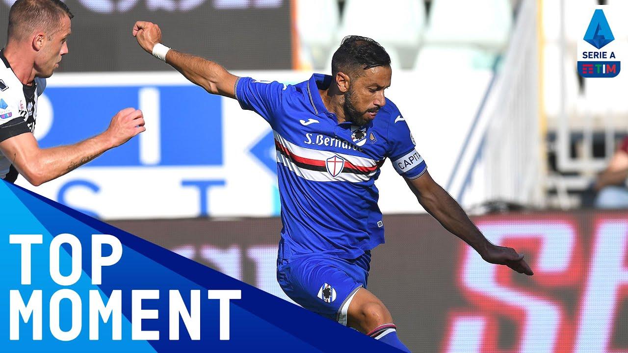 Quagliarella's Brilliant Lob Inspires Samp Comeback | Parma 2-3 Sampdoria | Top Moment