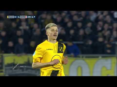 SAMENVATTING | NAC - FC Emmen (1-1)