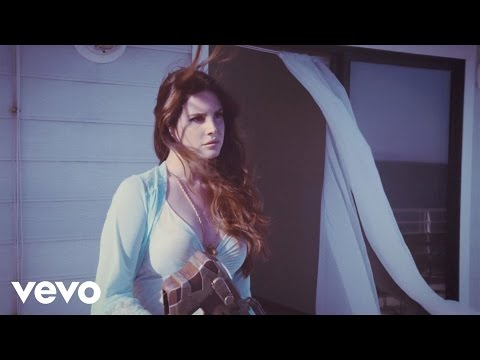 Lana Del Rey - High By The Beach (Official Music Video)