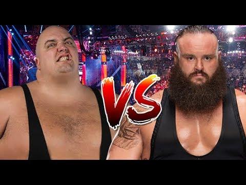 King Kong Bundy vs Braun Strowman