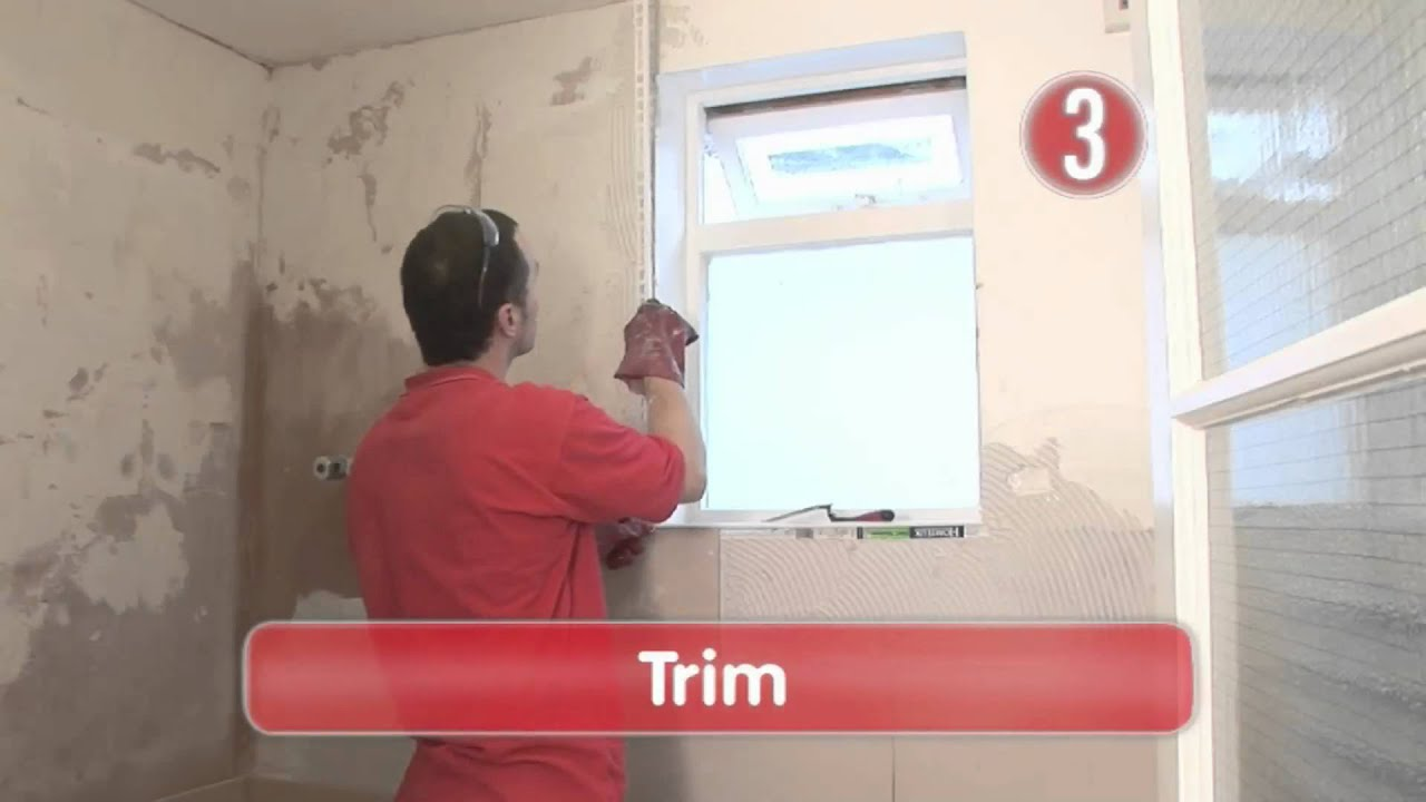 How To Tile Around Corners Homeserve Video Guide Youtube