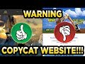 PSA Warning CopyCat Paydirt Seller Websites! LynchMiningPaydirt.com & DirtHogPaydirt.com