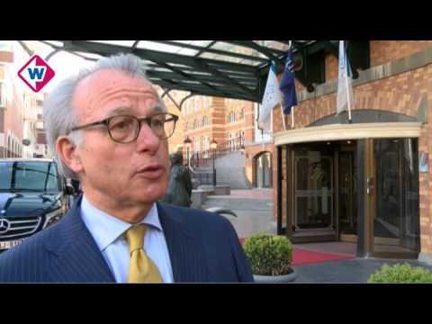 Haagse burgemeester Jozias van Aartsen over politiediscriminatie