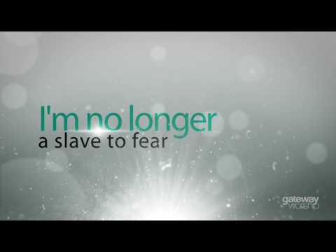 No Longer Slaves // Bridgette Morris // Gateway Worship Voices Official Lyric Video