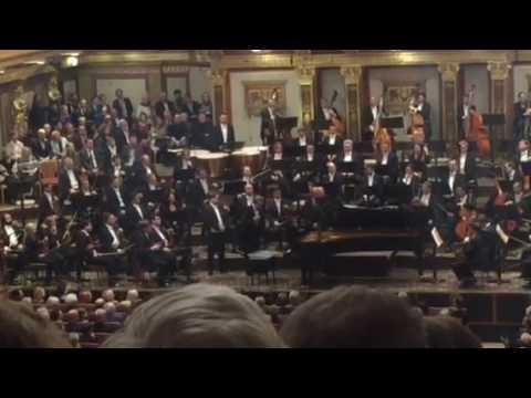 Rudolf Buchbinder 70 Geburtstag  Ehrenmitglied der Wiener Philharmiker 1122016