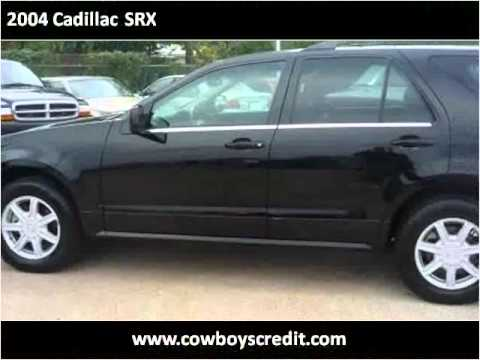2004 Cadillac SRX Used Cars Dallas TX