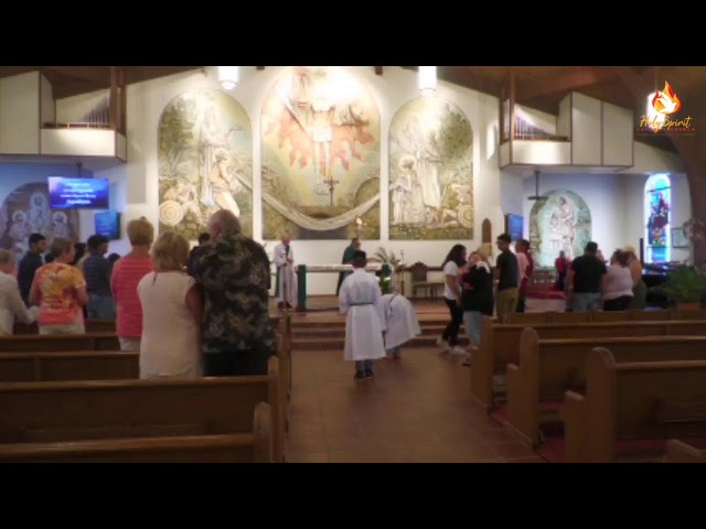 Sunday Mass - 17th Sunday in Ordinary Time