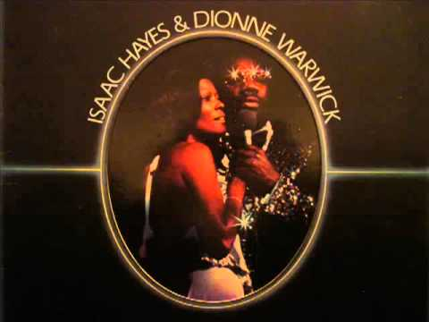 ISAAC HAYES   DIONNE WARWICK walk on by  do with myself