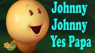 Big Bees Jr. - Johnny, Johnny, Yes Papa