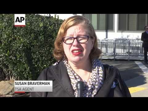 Shutdown's end still leaves worries for TSA agents