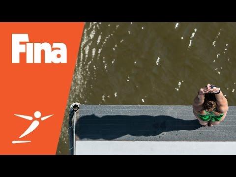 FINA High Diving World Cup 2014 in Kazan (RUS)