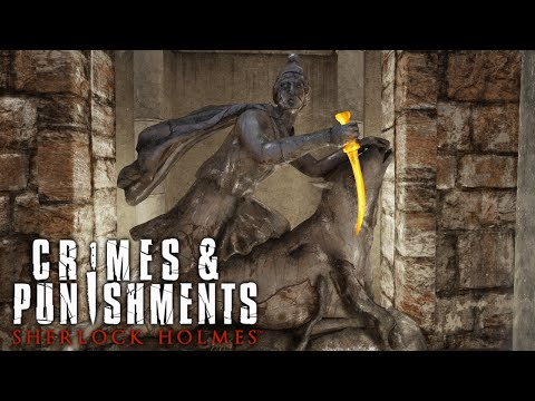 Let's Play Sherlock Holmes: Crimes and Punishments - 21 - Rache für Ruhm - Blind