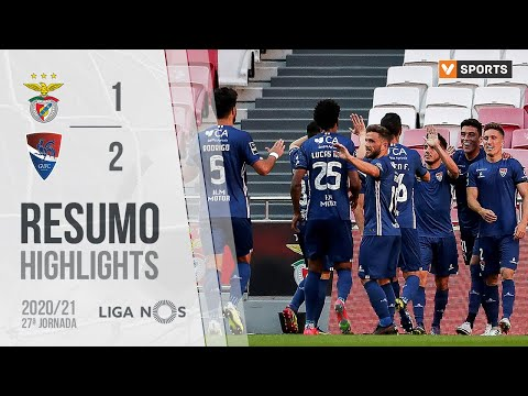 Benfica Gil Vicente Goals And Highlights