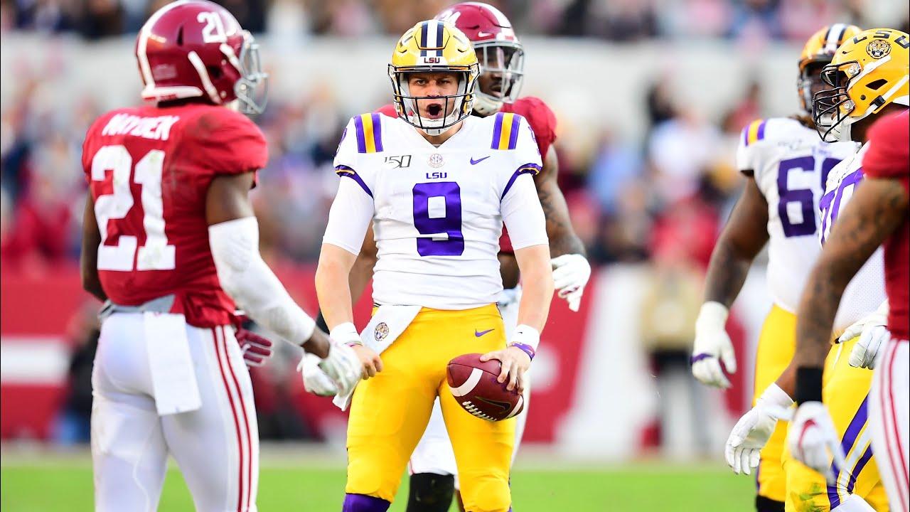 2020 SEC Football Pump Up