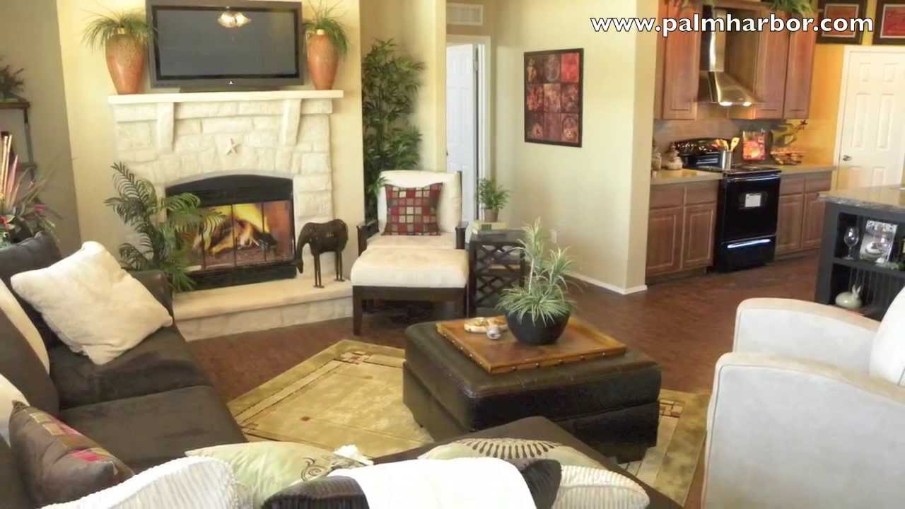 the canyon bay manufactured home palm harbor homes youtube