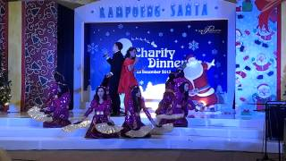 Kampoeng Santa (the prayer) SMA WARGA Surakarta