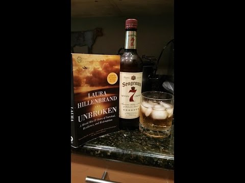 Unbroken by Laura Hillenbrand Book Review: Books & Booze Podcast E17