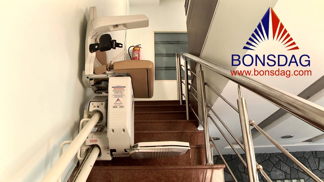 BONSDAG INDUSTRIES Stair lifts