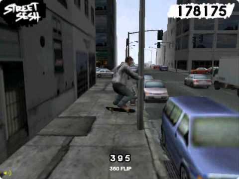 Street Sesh Gameplay