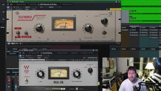 Mix 101: How To Use An LA-2A Compressor