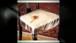 The Elegance Of Dining Chair Covers