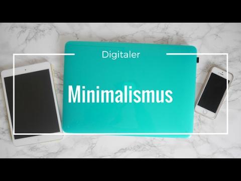 Digitaler minimalismus 10 tipps f r mehr produktivit t for Youtube minimalismus