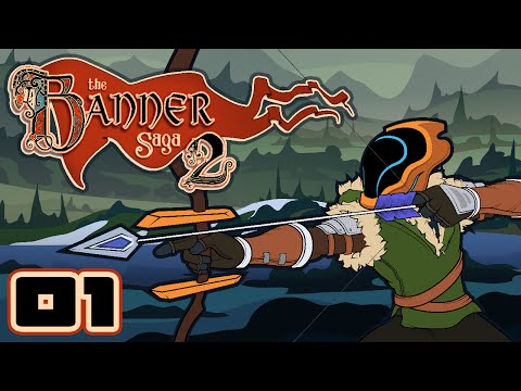 To Arberrang! - Let's Play The Banner Saga 2 [Alette Route] - PC Gameplay Part 1
