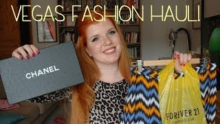 Huge Summer Fashion & Accessories haul! (aka Vegas fashion haul) Thumbnail