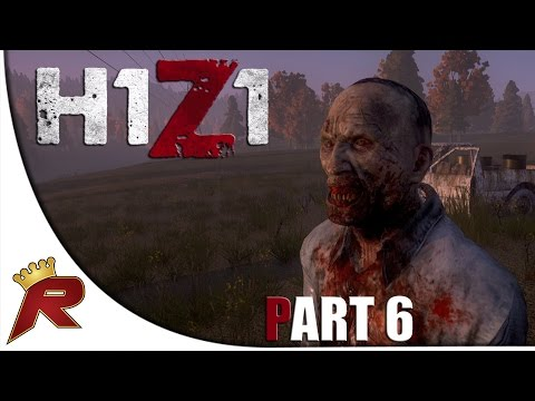 "H1Z1 Gameplay - Part 6: ""The Lowes Building!"" (Early Access)"