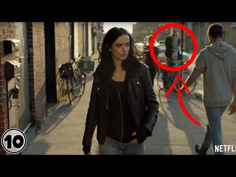 Top 10 Easter Eggs You Missed In Jessica Jones Season 2