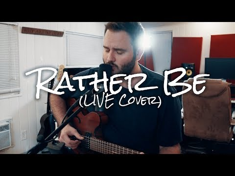 Clean Bandit - Rather Be Ft. Jess Glynne | Chaz Mazzota (LIVE Cover)