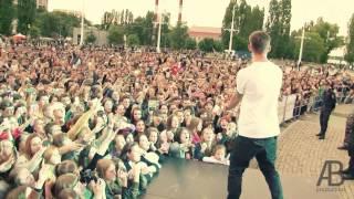 28-06-2014 День Молодёжи в Воронеже! группа Пицца - Оружие